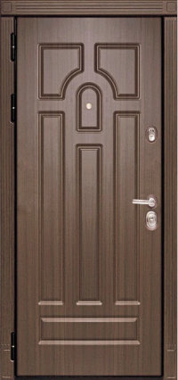 Входная металлическая дверь HAUSDOORS HD1 (1U)