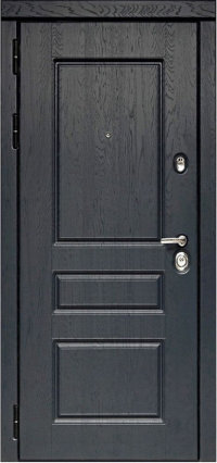 Входная металлическая дверь HAUSDOORS HD2 (95U)
