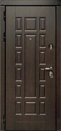 Входная металлическая дверь HAUSDOORS HD3 (1Z)