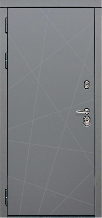 Входная металлическая дверь HAUSDOORS HD5 (1LK)