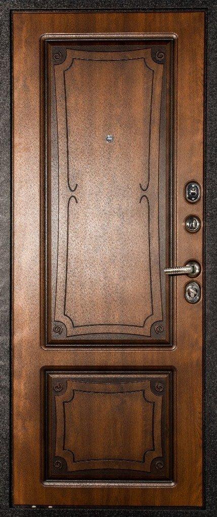 двери металлические входные в холл